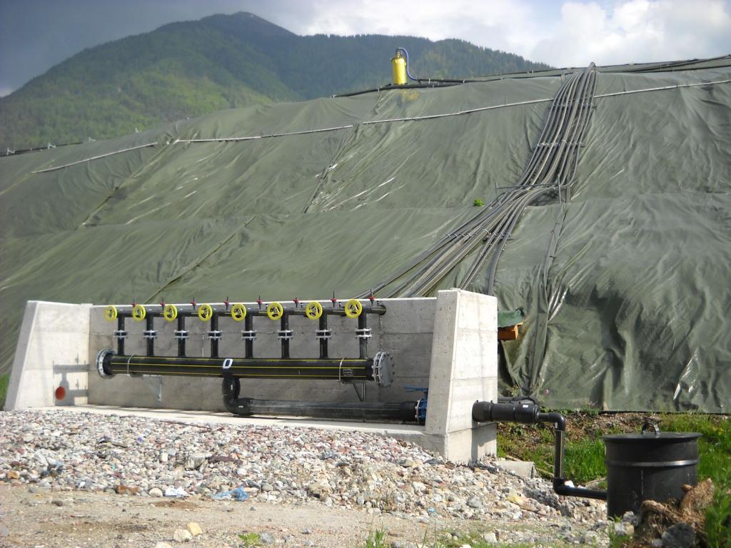 GBG Stazione Biogas